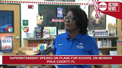 Polk school board member: More than 1,200 teachers may be fired if they don't come to work Monday