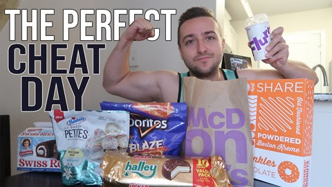 Bobby Stark goes on a 10.000 Calorie Challenge - Will he make it?