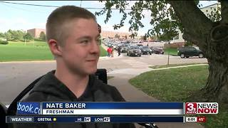 Students react to Bellevue East assault - Video