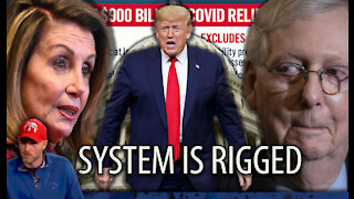 Trump Red Pills MILLIONS About the Rigged System With Weeks to Go