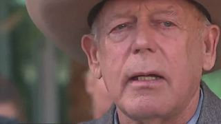 Cliven Bundy says sheriff has land authority, not feds - Video