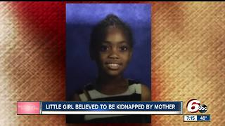 Police searching for 8-year-old Kokomo child reportedly kidnapped by mother - Video