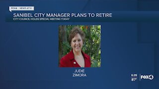 Sanibel City Council meeting to discuss replacement for City Manager
