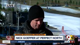 Nick Goepper at Perfect North - Video