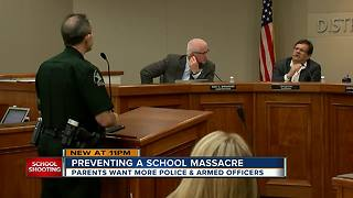 Tampa Bay Congressman, board members brainstorm new school security measures - Video