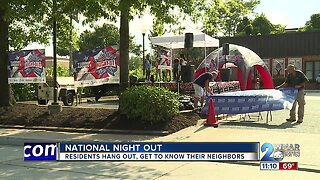 National Night Out celebrated throughout Baltimore County