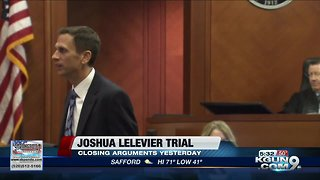 Jury expected to start deliberations on Lelevier murder trial today