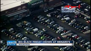 Big Black Friday in Wauwatosa - Video