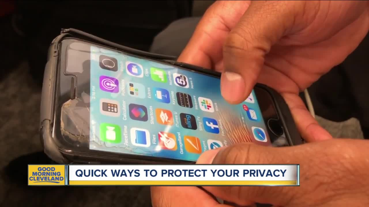 Quick ways to protect your privacy