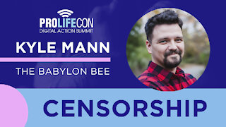 The Babylon Bee's Kyle Mann Talks Censorship and Satire