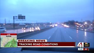 Tracking road conditions - Video