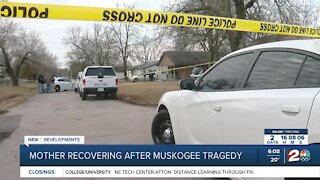 Mother recovering after Muskogee tragedy