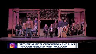 """""""If/Then"""" musical opens Friday and runs through Feb. 16"""