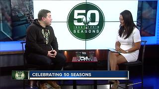 Bucks President Peter Feigin joins Live at Daybreak - Video