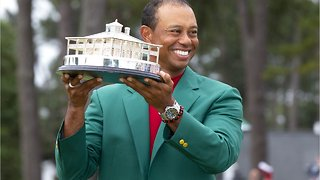 Woods Receives First Major Title in 11 Years