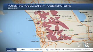 Thousands could have power shutoff