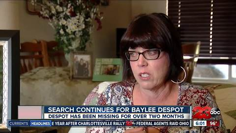 Baylee Parrent-Despot's mom speaks out for the first time