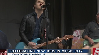 Warner Music Group Celebrates New Headquarters - Video