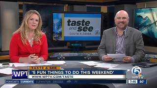 #5funThings to do this weekend (Aug 12) - Video