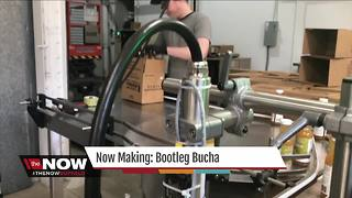 Now Making: Bootleg Bucha - Video