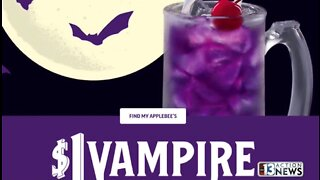 Vampire Drink at Applebees