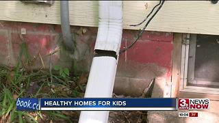 Nonprofit strives to keep homes healthy for kids - Video