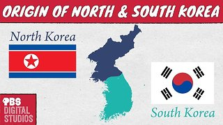 Why is there a North and South Korea?