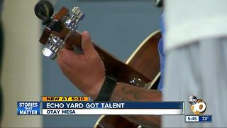 San Diego prisoners take part in talent show, special program