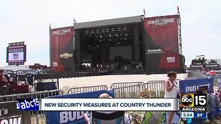 Pinal County deputies preparing for Country Thunder - Video