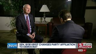 Governor Ricketts on Krist Candidacy