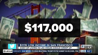 $117k considered 'low income' in San Francisco - Video