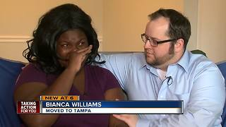 Tampa couple may have fallen victim to elaborate nationwide moving scheme