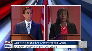 Cincinnati mayoral debate - Video