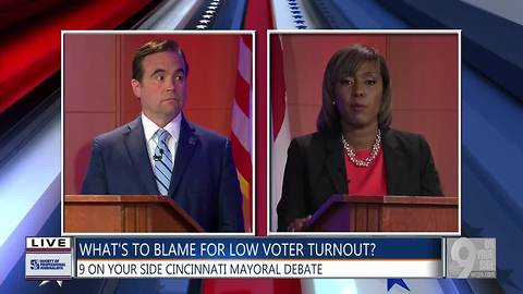 Cincinnati mayoral debate
