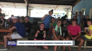 Kensington Church  Mission Group Stranded by Haiti Unrest - Video