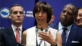 Baltimore Mayor Resigns After Authorities Search Her Home