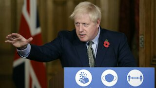 Boris Johnson Self-Isolating For 14 Days After Contact Tests Positive