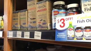 Fish oil not effective at preventing heart deaths