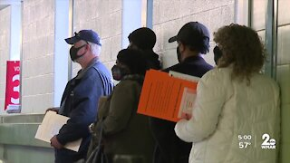 Baltimore City takes part in election day