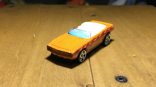 Awesome Hot Wheels Car '69 Camaro Convertible (2019 5-Pack Livery)