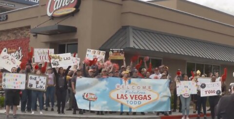 VGK raffle with Raising Cane's brings in $1M+ for local charities