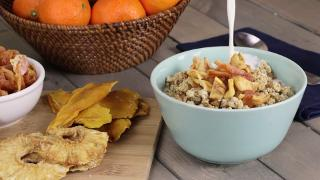 DIY Dried Fruit - Video