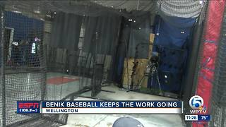 Benik Baseball Camp - Video