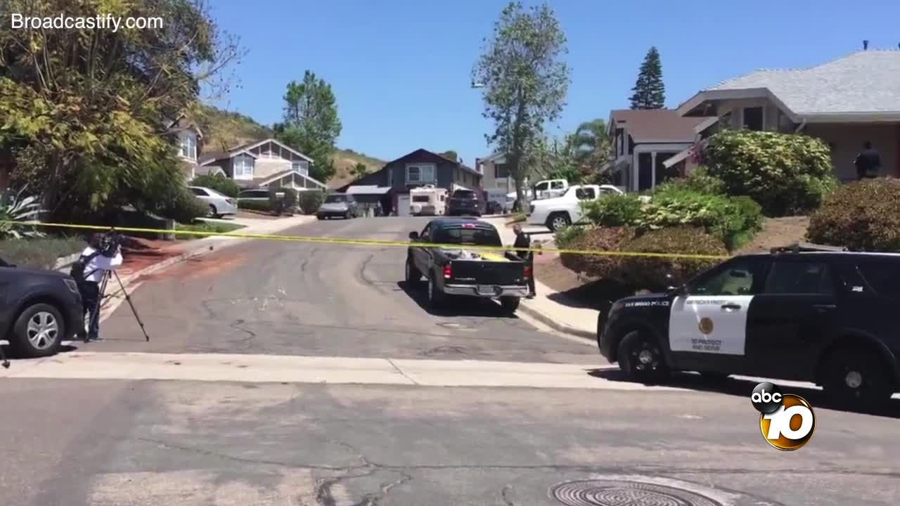 Audio: San Diego Fire-Rescue responds to Poway synagogue shooting
