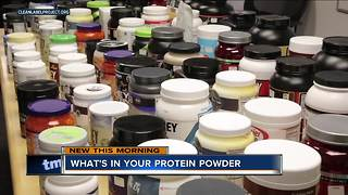 New report ranks protein powders - Video
