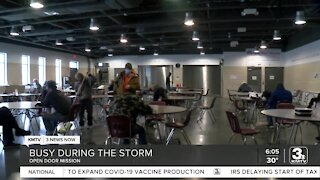 Open Door Mission prepares for increase in need during severe weather