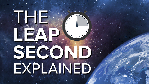 The Leap Second Explained