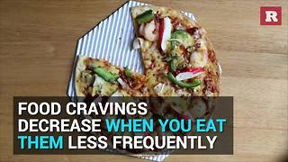 7 ways to reduce your junk food cravings | Rare Life - Video