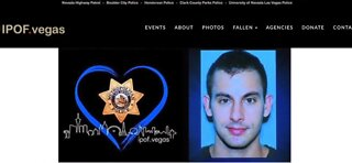 Injured Police Officer's Fund active for Las Vegas officer Mikalonis
