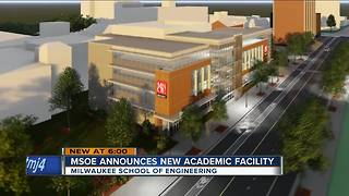 MSOE announces new $34 million artificial intelligence facility - Video